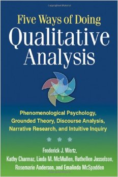 Five Ways of Doing Qualitative Analysis