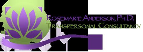 Rosemarie Anderson Ph.D.